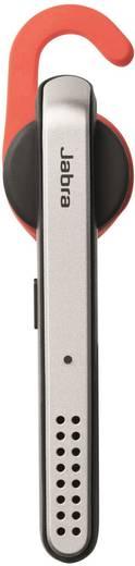 Bluetooth® Headset Jabra Stealth Schwarz/Rot Mikrofon-Rauschunterdrückung