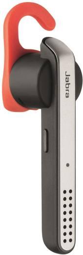 Jabra Stealth Bluetooth® Headset Schwarz/Rot Mikrofon-Rauschunterdrückung