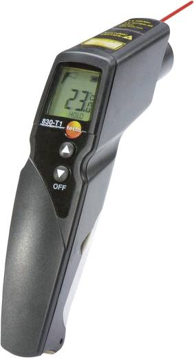 Infrarot-Thermometer testo 830-T1 Optik 10:1 -30 bis +400 °C Kalibriert nach: ISO