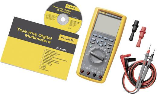 Fluke 289/EUR Hand-Multimeter digital Kalibriert nach: DAkkS Grafik-Display, Datenlogger CAT III 1000 V, CAT IV 600 V An