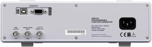 Rohde & Schwarz HM8150 Fernsteuerbarer Arbiträr Funktionsgenerator 0.01 Hz - 12.5 MHz Signal-Ausgangsform(en) Sinus, Rec