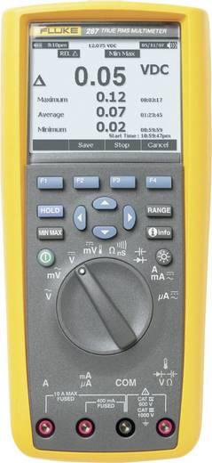 Hand-Multimeter digital Fluke 287/EUR Kalibriert nach: DAkkS Grafik-Display, Datenlogger CAT III 1000 V, CAT IV 600 V An