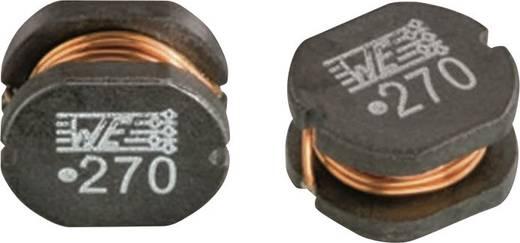 Speicherdrossel SMD 7850 820 µH 2.35 Ω 0.35 A Würth Elektronik WE-PD2 HV 768775282 1 St.