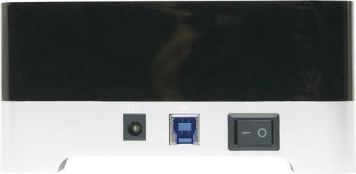 USB 3.0 SATA 1 Port Festplatten-Dockingstation LogiLink QP0016B