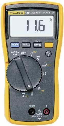 Digitální multimetr Fluke 116, 0,1 Ω - 50 MΩ, 0,01 Hz - 50 kHz, 1 nF - 10000 µF, -40 - 400 °C