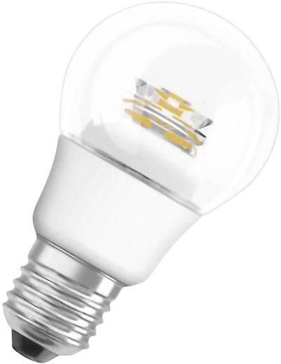OSRAM LED E27 Glühlampenform 5 W = 40 W Warmweiß (Ø x L) 55 mm x 97 mm EEK: A+ 1 St.