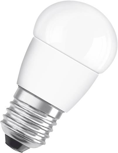 LED E27 Tropfenform 4 W = 25 W Neutralweiß (Ø x L) 43 mm x 80 mm EEK: A+ OSRAM 1 St.