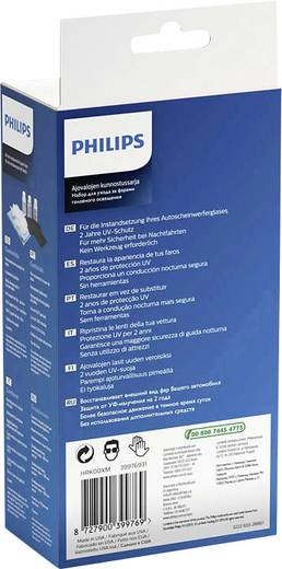 Scheinwerfer Aufbereitungs-Set Philips HRK00XM 39976931 1 Set