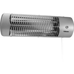 Křemenný infračevený zářič Tristar KA-5010 KA-5010, 12 m², 1200 W, šedá