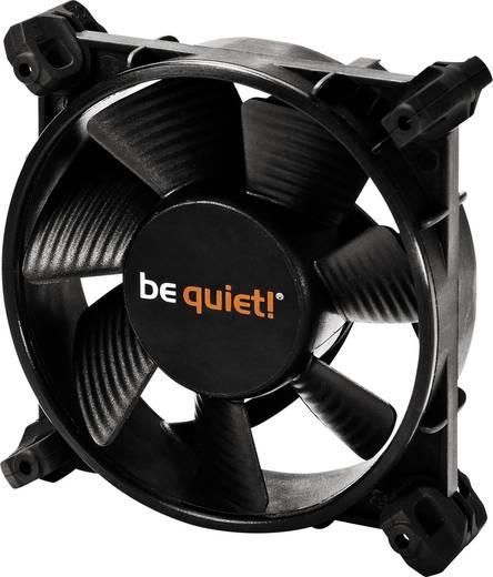 PC-Gehäuse-Lüfter BeQuiet BL028 Schwarz (B x H x T) 80 x 80 x 25 mm
