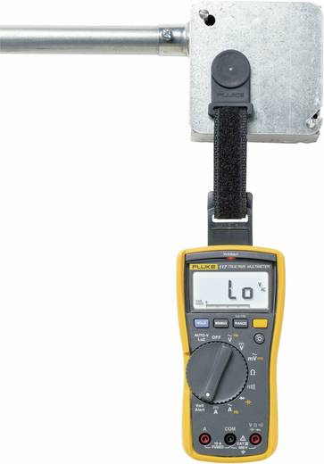 Hand-Multimeter digital Fluke 117 Kalibriert nach: Werksstandard CAT III 600 V Anzeige (Counts): 6000