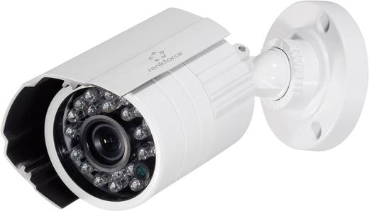 Renkforce 1227480 Analog-Überwachungskamera 1000 TVL