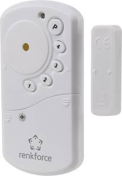 Dveřní a okenní alarm s klávesnicí Renkforce, 100 dB