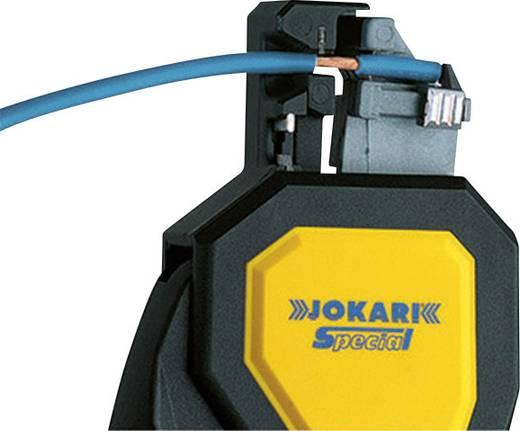 Jokari 20060 Automatische Abisolierzange Geeignet für CU-Leiter 0.5 bis 6 mm² 10 bis 20