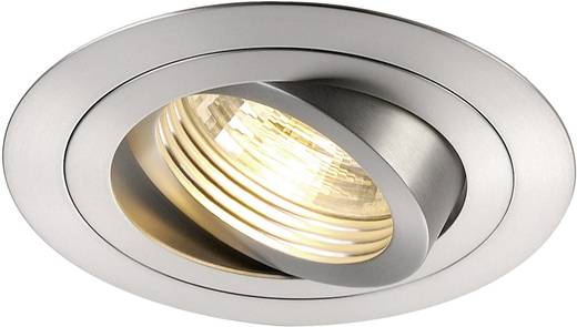Einbauring Halogen GU10 50 W SLV 111360 New Tria Aluminium (gebürstet)