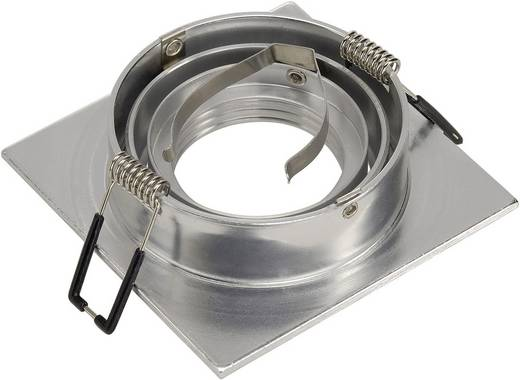 Einbauring Halogen GU10 50 W SLV 111361 New Tria I Aluminium (gebürstet)