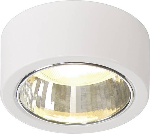Deckenleuchte Energiesparlampe GX53 11 W SLV CL 101 112281 Weiß