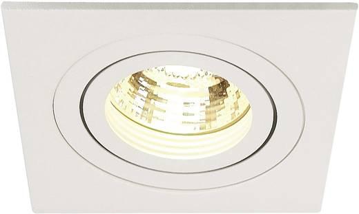 Einbauring Halogen GU10 50 W SLV 113511 New Tria I Weiß