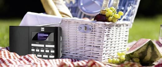 Dual IR 5.1 Internet Kofferradio Internetradio, UKW Schwarz