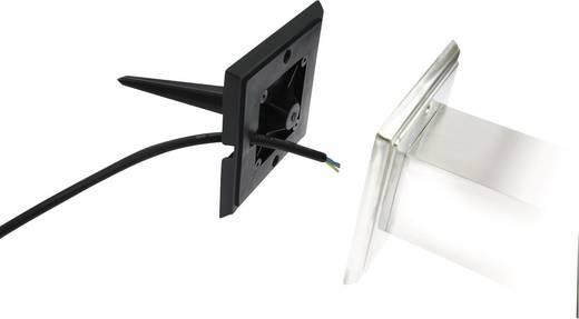 Montageplatte für Gartensteckdose Heitronic 35109