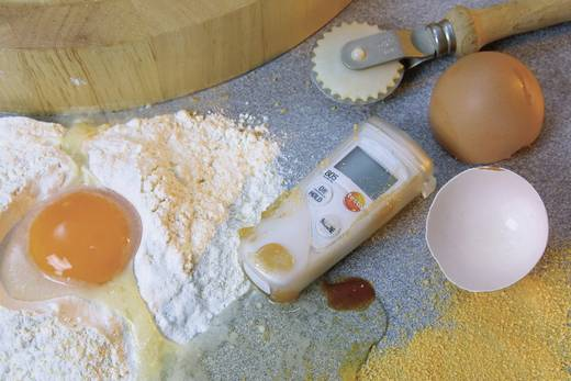 testo 805 Infrarot-Thermometer Optik 1:1 -25 bis +250 °C Kalibriert nach: DAkkS