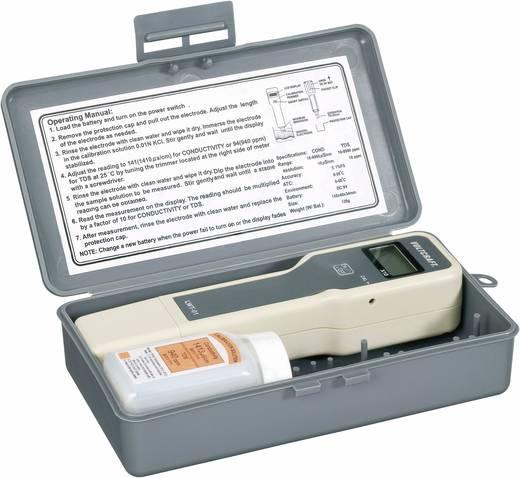 pH-Messgerät VOLTCRAFT PHT-01 ATC 0,01 pH Kalibriert nach ISO