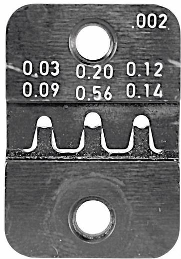 Crimpeinsatz Modu IV 0.03 bis 0.56 mm² Rennsteig Werkzeuge 616 002 3 0 Passend für Marke Rennsteig værktøj PEW 6
