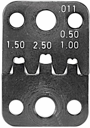 Crimpeinsatz Aderendhülsen 0.5 bis 2.5 mm² Rennsteig Werkzeuge 616 011 3 0