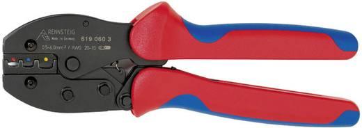 Crimpzange Unisolierte Flachsteckverbinder 0.1 bis 2.5 mm² Rennsteig Werkzeuge PEW9.45 619 045 3