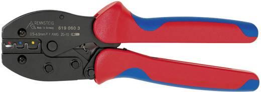Crimpzange Unisolierte Flachsteckverbinder 0.5 bis 6 mm² Rennsteig Werkzeuge PEW9.50 619 050 3