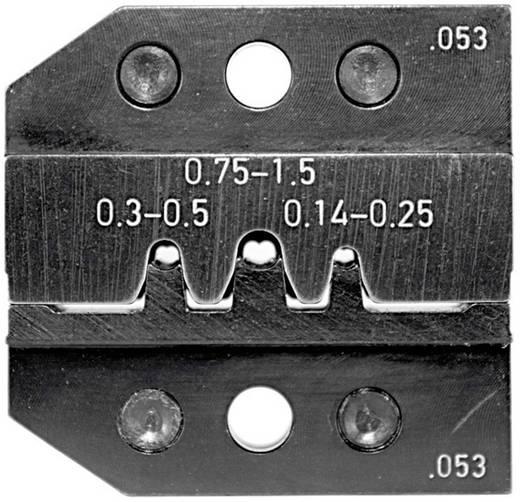Crimpeinsatz Gerollte Verbinder 0.14 bis 1.5 mm² Rennsteig Werkzeuge 624 053 3 0 Passend für Marke Rennsteig Werkzeu
