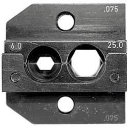 Krimpovacie nástavec Rennsteig Werkzeuge krútené kontakty, 16 do 25 mm², Vhodné pre značku Rennsteig Werkzeuge, PEW 12 624 075 3 01