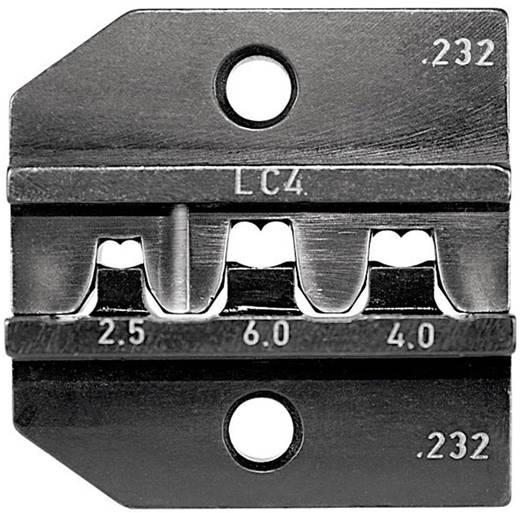 Crimpeinsatz Solar-Steckverbinder Lumberg LC4 2.5 bis 6 mm² Rennsteig Werkzeuge 624 232 3 0 Passend für Marke Rennste