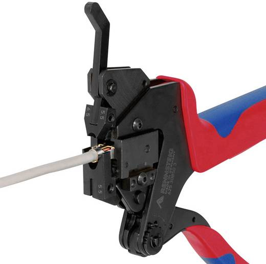 Crimpzange Modularstecker Rennsteig Werkzeuge PEW12.Typ OCS 625 30852 31