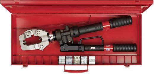 Crimpzange CU- und Al-Leiter 10 bis 400 mm² Rennsteig Werkzeuge 632 801 5