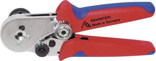 Crimpzange Gedrehte Stift- und Buchsenkontakte 0.08 bis 2.5 mm² Rennsteig Werkzeuge PEW8.70 8700 0101 6