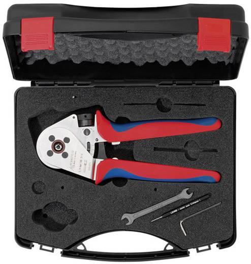 Crimpzange Gedrehte Stift- und Buchsenkontakte 0.08 bis 2.5 mm² Inkl. Kunststoffkoffer Rennsteig Werkzeuge PEW8.72 87