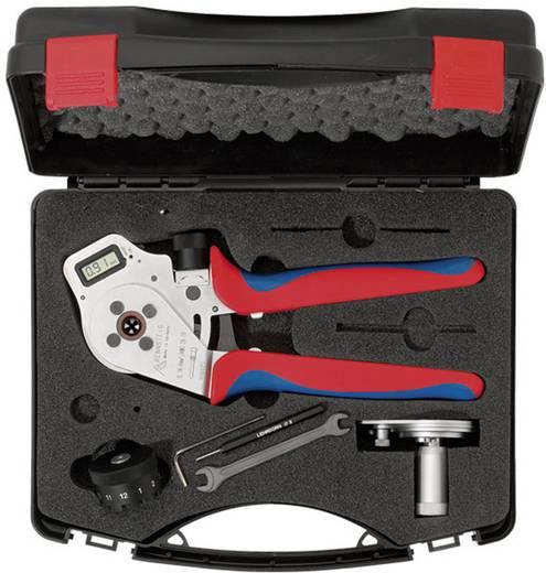 Crimpzange Gedrehte Stift- und Buchsenkontakte 0.03 bis 0.5 mm² Inkl. Kunststoffkoffer Rennsteig Werkzeuge DigiCrimp