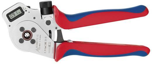Crimpzange Gedrehte Stift- und Buchsenkontakte 1.5 bis 10 mm² Inkl. Kunststoffkoffer Rennsteig Werkzeuge DigiCrimp 8.