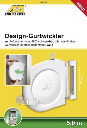 Gurtwickler Aufputz Schellenberg 50150 Passend für Schellenberg Mini