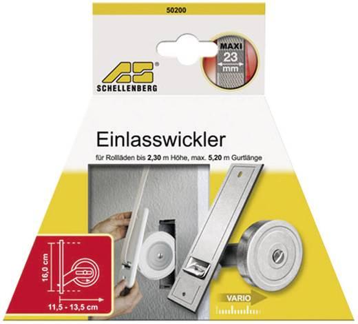 Gurtwickler Unterputz Schellenberg 50200 Passend für Schellenberg Maxi