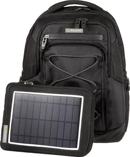 SunnyBag Solarrucksack Explorer 2 25 l (L x B x H) 320 x 220 x 420 mm Schwarz 135A_01