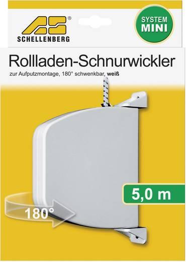 Schnurwickler Aufputz Schellenberg 50506 Passend für Schellenberg Mini