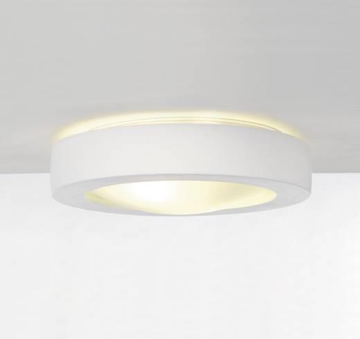 Deckenleuchte Energiesparlampe E27 50 W SLV GL105 148001 Weiß