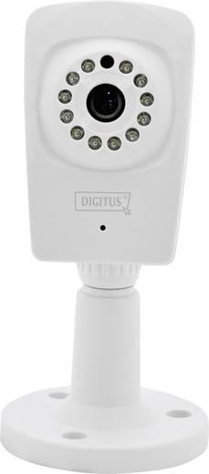 WLAN, LAN IP Überwachungskamera 1280 x 720 Pixel Digitus Plug&View OptiView Pro DN-16046
