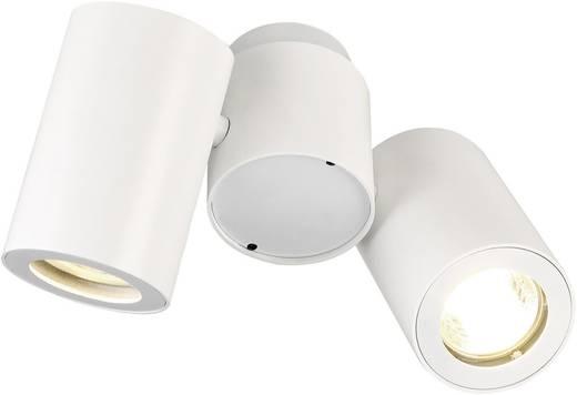 Deckenstrahler Energiesparlampe, LED GU10 100 W SLV Enola_B 151831 Weiß