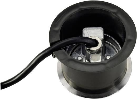LED-Außeneinbauleuchte 4.3 W Warm-Weiß SLV Dasa Flat 228412 Edelstahl (gebürstet)