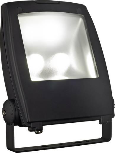 LED-Außenstrahler 80 W Kalt-Weiß SLV Flood Light 231175 Schwarz