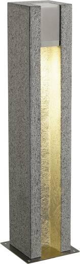 Außenstandleuchte LED GU10 4 W SLV Arrock Slot 231440 Granit-Grau (matt)