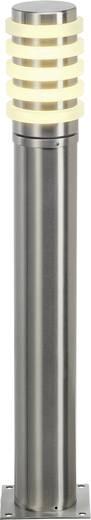 Außenstandleuchte Energiesparlampe E27 23 W SLV Big Nails Plus 231602 Edelstahl